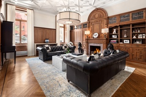 Grand 4 Bedroom Duplex at the Storied Apthorp