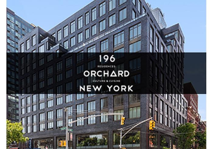 196 Orchard Street