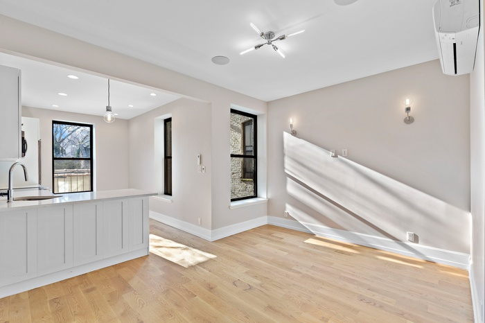 Stunning Brand New Two Bedroom Two Bathroom with In-Unit Washer/Dryer In The Heart of Brooklyn