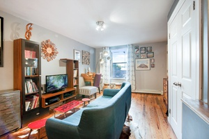 Spacious Duplex Condo near Ft. Greene Park, Brooklyn