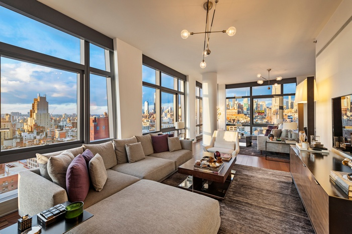Incredible Iconic Manhattan Views from this Spacious Three Bedroom Home