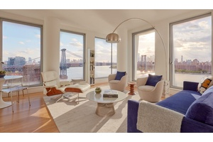 Gorgeous 2 Bedroom**Spacious Living Area**Floor to Ceiling Windows**Williamsburg
