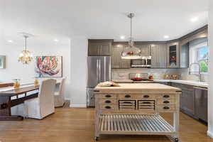 Fully Renovated One Family Nestled in Hamilton Park, Downtown Jersey City