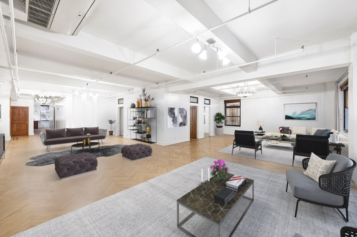 NEW TO THE MARKET ~3800SF LIVE/WORK LOFT 38th/8th Ave JUST $3M!