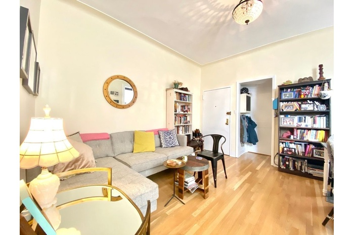 Wonderful Park Slope Brownstone Two Bedroom Apartment For Rent!