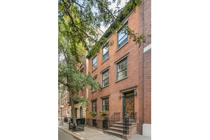 TREE LINE BLOCK WEST VILLAGE TOWNHOUSE FOR SALE,LUXURY TOWNHOUSE,BARROW STREET