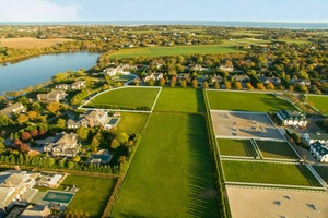 Bridgehampton South Residential Land with Horse Views
