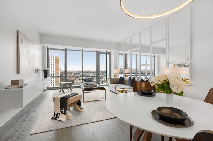 Spectacular south east corner condo at One Park