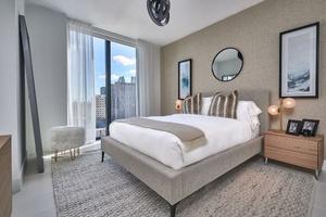 Streamlined Elegance At This 2Bedroom 2.5 Bath Brickell Luxury HighRise