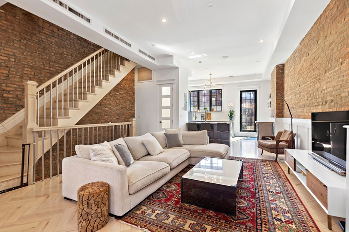 Bed Stuy Townhouse Rental