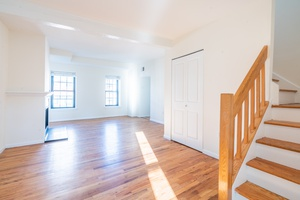 Loft-Style Duplex 1 Bedroom 1.5 Bath in Downtown Hoboken!  Minutes to the Path Station!  Laundry on Site! 11' Ceilings! All New Renovation!