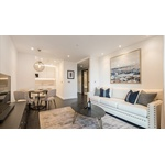 Modern 1 bedroom apartment, Thornes House in Nine Elms