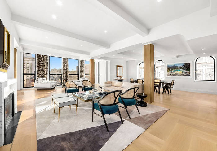 66 NINTH AVENUE | CONCIERGE LEVEL BOUTIQUE CONDO| 5,444SF FULL FLOOR 5 BEDROOM with PRIVATE TERRACE  |