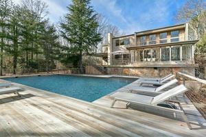 East Hampton Modern for Summer Rental