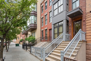 Newer-Construction, Brownstone-Style Home in Downtown Jersey City
