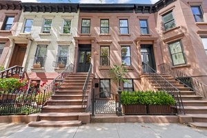 Gorgeous Brownstone Owner's 3 Bed, 2.5 Bath Duplex, with Huge Backyard and Basement