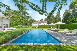 Beautifully Designed for Gracious and Easy Living in Sag Harbor