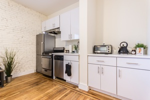 Stunning Renovated Studio in Prime Journal Square Location!  Laundry on Site, Seconds to the Journal Square Path Transportation Center!
