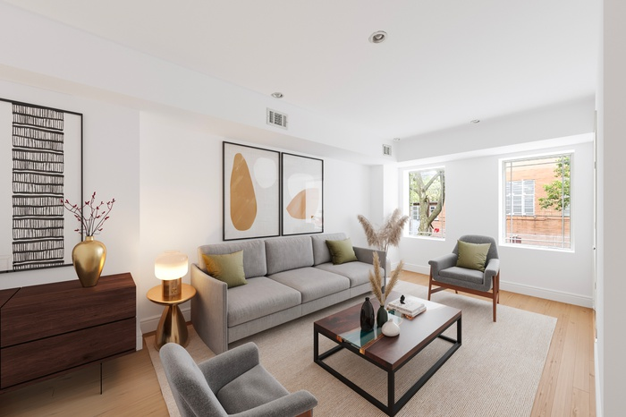 Bed Stuy- over 3600SF, 4 Story, Brand New Townhouse!