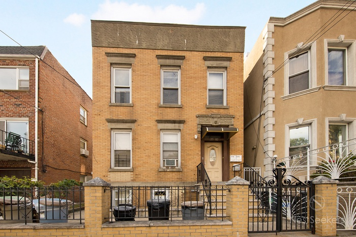 Three Family Detached Home in Astoria- Ditmars Queens.
