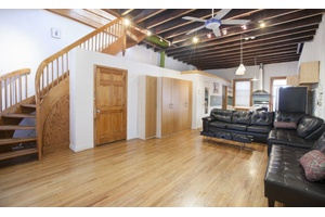 No Fee - Huge Loft Duplex with Private Roof Deck in Prime Williamsburg, Brooklyn