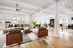 NEW: LIVE WORK $8,500/Month ~2000SF - FLAT IRON - 7 East 20th Street