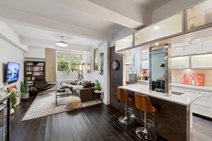 Turnkey 1-Bed GUT RENOVATED - IMPROVED PRICE: $695K