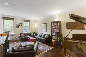 SIMPLY GORGEOUS ! Are you looking for a very spacious, elegant, and ever so quiet one bedroom apartment in one of the most coveted, prewar, doorman buildings in prime Brooklyn ...