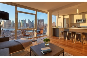 2 Bed/2 Bath Corner 2 Bedroom in DUMBO! No Fee!