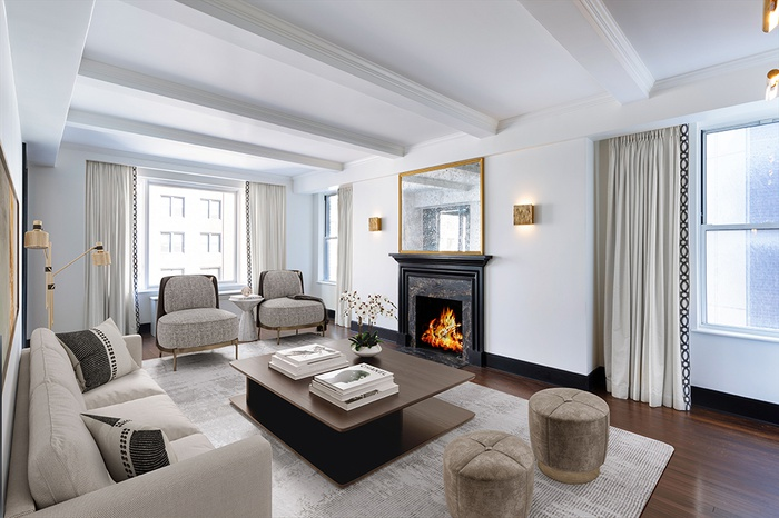 Exquisite 3 Bedroom With River Views In Sutton Place