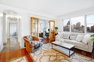 Now Showing by appointment! UES 2 bedroom, 2 .5 baths with striking river views