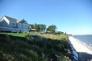 Majestic Bay Front Views All to Yourself in Sag Harbor.