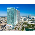 DOWNTOWN MIAMI 1 bed 1.5 bath | SPECTACULAR WATER VIEWS FROM EVERY ROOM FULLY