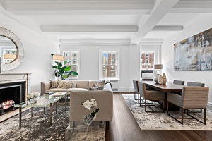 Now Showing by Appointment! Luxurious 2 Bedroom with Park Avenue views & fireplace