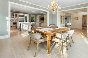 Generous Custom Built East Hampton Fringe Traditional