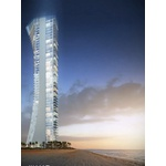 OCEAN AND INTERCOSTAL VIEWS   BEACH ACCESS   SUNNY ISLES   LUXURY MUSE TOWER