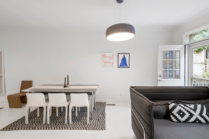 Duplex with HUGE Backyard on Private Street in Prime Brooklyn Heights