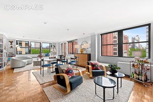 This floor through apartment situated in prime Greenwich Village one block South of Washington Square Park is the epitome of Downtown Living.