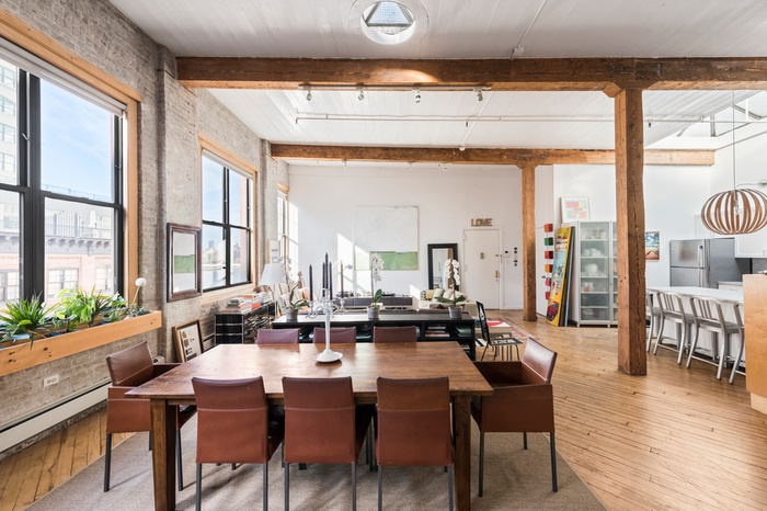 Prime DUMBO Loft with Industrial Charm!