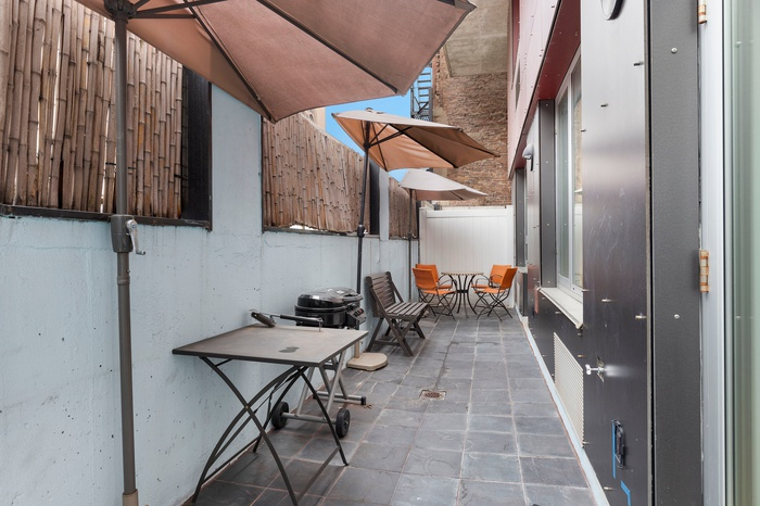 Beautiful Duplex with Amazing Outdoor Space in the Heart of Hells Kitchen