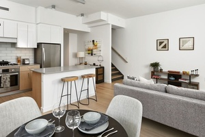 "Astoria DUPLEX - Two Bedroom - Waterfront Views/ Luxury Amenities Queens ""Town-Home""  -  $5,116 *Net 3 Months Free"