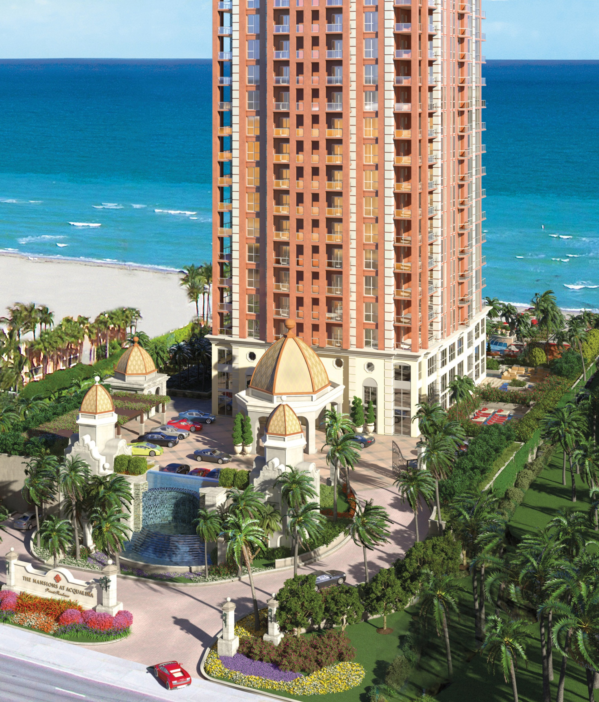 Bayview West Apartments: The Mansions At Acqualina