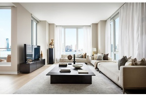 Tribeca Treasure featuring Hudson River and Statue of Liberty Views