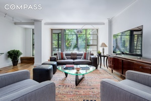 This is a rarely available opportunity for a Butterfield House Classic 7, one of the most coveted and iconic West Village Gold Coast buildings.