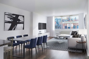 Renovated Spacious 2 beds 2 Baths in the Heart of the Lower East Side
