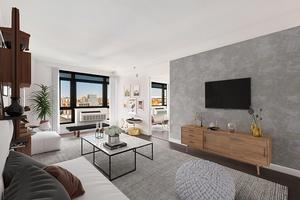 Three Bedroom - DUMBO - Manhattan Bridge Views - Rooftop Terrace/ Luxury Amenities - Historic Brooklyn