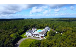 Island In The Sky - 12,000 Sq Ft Estate in Watermill, NY
