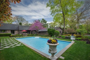 Stunning Farm Ranch in Dix Hills