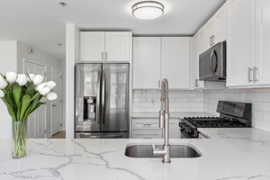 Modern 2 Bedroom Located in Powerhouse Arts District Downtown Jersey City