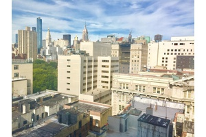 LARGE ALCOVE STUDIO,AMAZING OPEN VIEW,EAST VILLAGE,UNION SQUARE,GRAMERCY PARK,EASY COOP BOARD APPROVAL